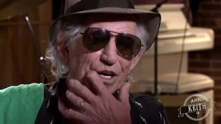 Video Ask Keith Richards: Why do you hardly ever use guitar pedals? MP3, 3GP, MP4, WEBM, AVI, FLV Agustus 2018