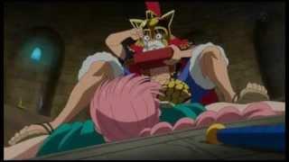 One Piece Luffy vs Rebecca (sub esp)