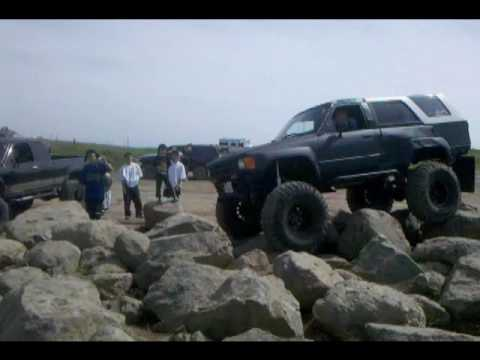 hmong 4x4 off road at prairie city part 2