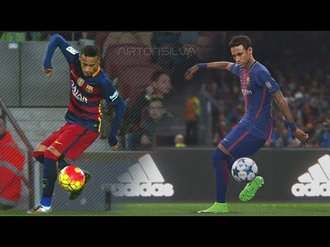 PES 2018 vs Reality - Goals Comparision HD
