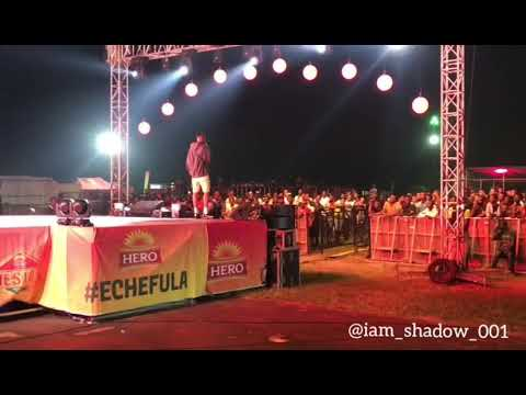 Shadow live performance at Hero Fiesta 2019 #Echefula edition