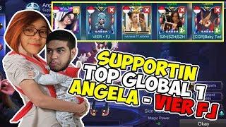 Video SUPPORT VIER FJ ft. CGR HAVANA, SZH, BABY TED - Mobile Legends: Bang Bang MP3, 3GP, MP4, WEBM, AVI, FLV November 2018