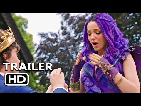DESCENDANTS 3 Official Trailer (2019) Disney Movie