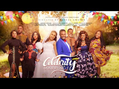 CELEBRITY MARRIAGE Official Trailer - Showing On Congatv.com