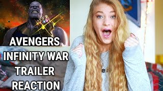 Video AVENGERS INFINITY WAR ♡ TRAILER REACTION MP3, 3GP, MP4, WEBM, AVI, FLV Januari 2018