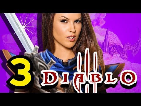 Let's Play Diablo 3 with a Playmate! #3