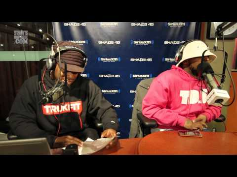 ScHoolboy Q and Sway Reminisce on Airport Incident on Sway in the Morning