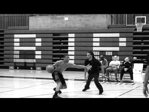 Damian Lillard Portland TrailBlazers PG NBA Pre-Draft Training with ASTI