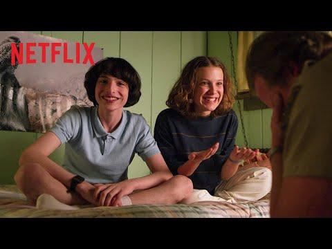 Stranger Things | Nepovedené záběry z 3. řady | Netflix