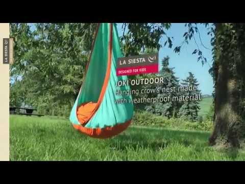 Детский стул-гамак La Siesta La Siesta Joki Outdoor JKD70-23