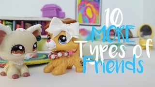 Today I'm back with a fan favorite type of video! Thank you guys so much for subscribing to my channel; I know that at least half of you came from the original 10 Types of Friends video, so this is for you!✂- - - - - - - - - - - - - - - - - - - - - - - - - - - - - - - - - - - - - - - - - - - - - - - - - - - No Copyright Intended.Camera: Galaxy S6Editor: Cyberlink Powerdirector 13 Music: Kevin MacLeod www.incompetech.com and YouTube Audio LibraryPersonal Tumblr: inthecloudsofmymind.tumblr.comInstagram: @annagracelps
