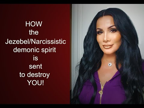 THAT DEMONIC NARCISSISTIC JEZEBEL IS COMING AFTER YOUR PURPOSE!!! 😮💥💥🎯🎯