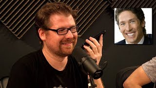 Video Justin Roiland Prank Calls Joel Osteen's Mega Church MP3, 3GP, MP4, WEBM, AVI, FLV Januari 2018