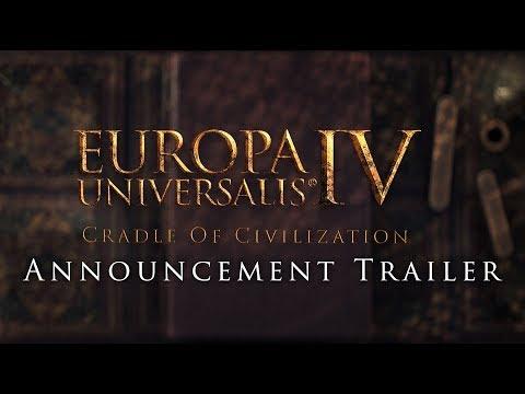 Europa Universalis IV: Cradle of Civilization - Announcement