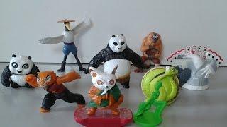 Kung fu panda 2 mc lanche feliz 2011