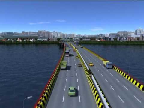 Mumbai Trans Harbour Link (MTHL) WALKTHROUGH