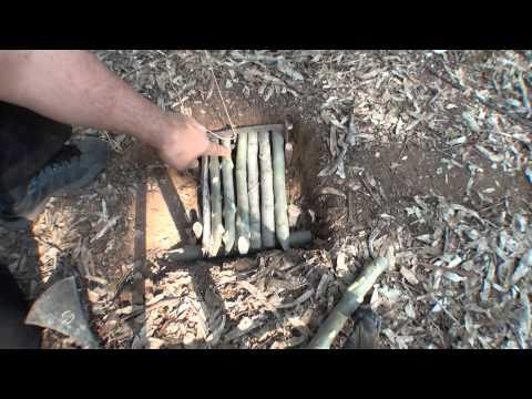 trampa para aves - Vídeos con relación a trampas de caza mayor y menor - EL Cepo Vietnamita http://youtu.be/1Wb5B-fopwQ - Cepo de ballesta - fabricación http://youtu.be/NGg1y_O...