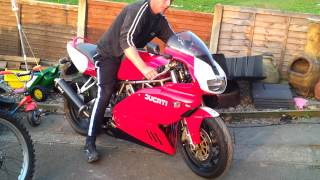 4. Ducati 1000DS SuperSport out for the summer
