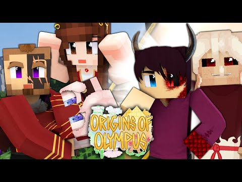 MY MOTHER & MY BROTHER? ● Origins of Olympus Season 2 ● EP 8 (Percy Jackson Minecraft Roleplay)