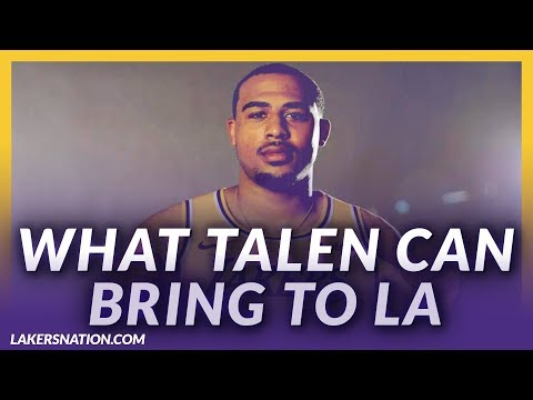 Video: Lakers Nation Previews: What Talen Horton-Tucker Brings To The Lakers