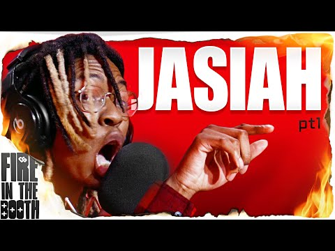 Jasiah – Fire In The Booth