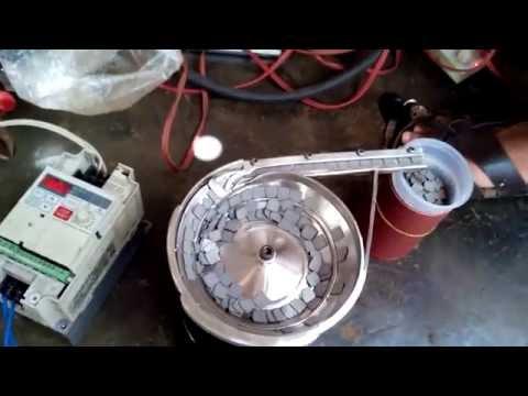 Phễu rung Cấp linh kiện thiết bị điện