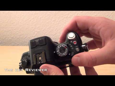 Panasonic GH2 Digital SLR Camera Review!