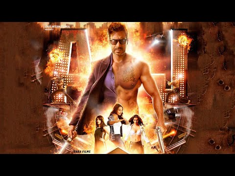 Action Jackson 2014 Full Hindi Movie | Ajay Devgn | Sonakshi Sinha | Yami Gautam | Manasvi Mamgai |