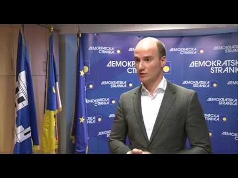 Божовић: Синиша Мали избегао одговор, ДС излази са решењем