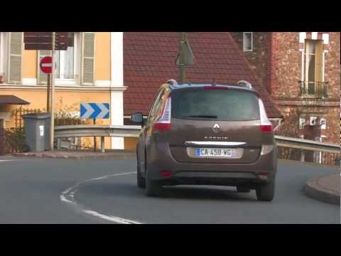 RENAULT GD SCENIC III DCI 110 BOSE 7 PLACES