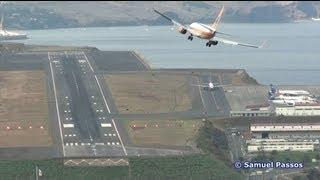 Amazing Appropachs    Crosswind Landings    Madeira