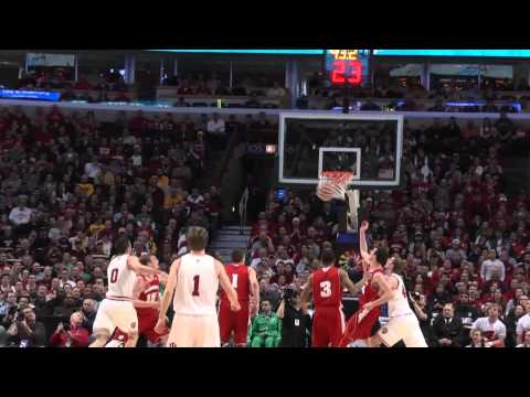 Big Ten Tournament Final - Wisconsin picked up another marquee victory in the nation's best conference, beating Indiana 68-56 in the Big Ten Tournament. Here's the best moments from Sa...