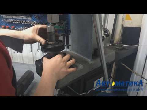 Подшипник компрессора кондиционера опель фронтера снимок