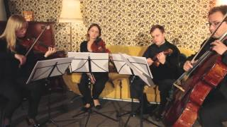 "Styginių kvartetas ""Archi Quartett""- Every Breath You Take"