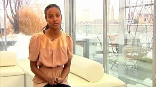 Menschen Für Menschen Botschafterin Sara Nuru Präsentiert Die Städtewette 2011