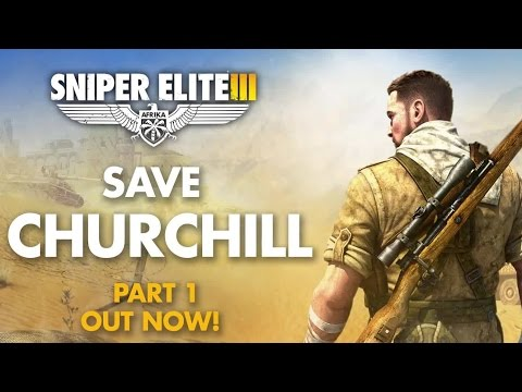 Sniper Elite III : Save Churchill : Part 1 ? In Shadows Xbox One