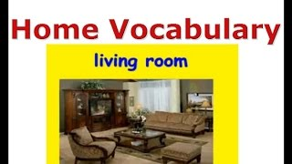 ESL rooms at home, bedroom, bathroom, English for kids