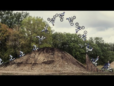 Freestyle FMX Tricks in Tom Pagès Epic Backyard | HOMEWORX