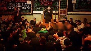 الرادود ماهر الشبلي :: ليلة 13 محرم الحرام 1435 هــ+خلف الكواليس نهاية المجلس