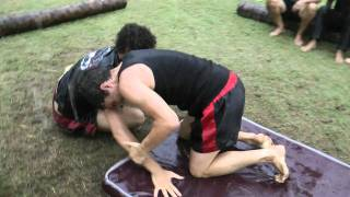 Mat Grappling   King Of The Mat   NinjaGym Multi Martial Arts Camp Thailand 2011 5