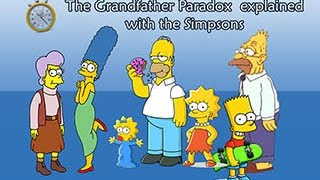 The Grandfathers paradox explained through this simple video using the Simpsons characters.Read Article at - http://learnodo-newtonic.com/ShareMe/enigmas/time-travel-paradox