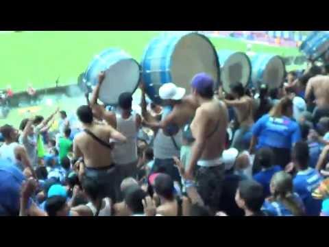 Video - Boca del Pozo - La barra estaba serena (Clásico 19.05.2013) - Boca del Pozo - Emelec - Ecuador