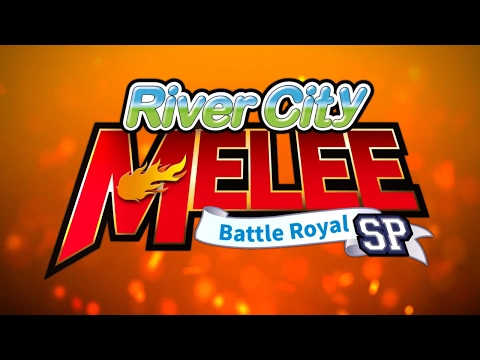River City Melee: Battle Royal Special #1