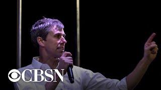 Beto O'Rourke joins the 2020 presidential race