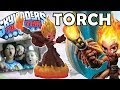 Skylanders Trap Team: TORCH! New FIRE Core Character (Female Blacksmith)