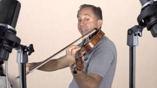 Holstein Guarneri Panette Violin Review
