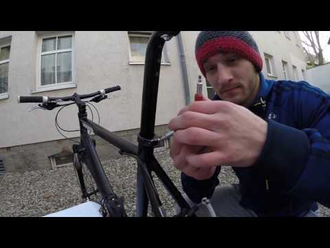 Wie du in nur 5 Minuten deine neue Sattelstütze an dein Fahrrad richtig montierst