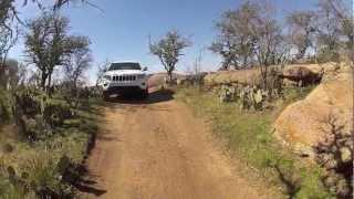 2014 Jeep Gran Cherokee Off-Road Drive Test