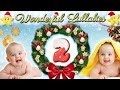 Silent Night Super Relaxing Baby Christmas Lullaby ♥ Xmas Bedtime Hushaby ♫ Good Night Sweet Dreams