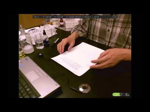 Biology 1 Lab 1 Lipids and Proteins